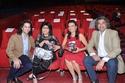 """صور دنيا سمير غانم وإيمي سمير غانم تحتفلان بعرض أول حلقة من مسلسل """"نيللي وشريهان"""""""
