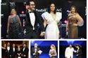 صور     تكريم نجوم الفن والمشاهير فى حفل افتتاح مهرجان القاهرة الدولى