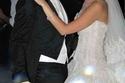 العروسان سيف وفرح والرقصة الاولى