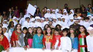 افتتاح الدورة الخامسة لمهرجان طيران الإمارات للآداب