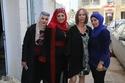 نخبة مزيني الأردن ولقاء عمل بصالون أمل أبو جابر