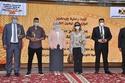 صور   تكريم يسرا ومحمد سامي و أيمن سلامه من وزاره التضامن