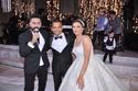 صور كوكبه من نجوم الرياضة في زفاف كريمة الكابتن احمد سليمان