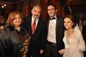 هشام عباس يحيي زفاف هند أحمد شوبير وأحمد أيمن القاضي