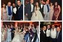صور       رقصات نجوم الفن مع بوسي ودياب في زفاف علي وهبة وحبيبة العجمي
