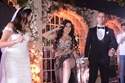 العروسين مع دينا