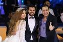 صور     حكيم ورامى صبرى يشعلون حفل زفاف عمر وبسمة بحضور المستشار الزند
