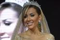 صور حفل زفاف ملك جمال لبنان ربيع الزين وخبيرة التغذية انجي قصابيه بحضور نجوم الفن والمشاهير
