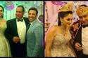 صور  زفاف رجل الأعمال صبرى نخنوخ