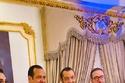 العروسين واحمد علاء