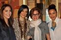 ميس حمدان, منة شلبي, حورية فرغلي, زين الكردي