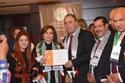 صور      تكريم الهام شاهين واهداء لقب سفيره سيدة الارض