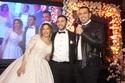 صور   الليثى يشعل حفل زفاف محمود وسارة بحضور تجوم الشباب
