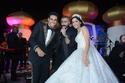 صور       تامر حسنى يتالق فى حفل زفاف محمد وريهام بحضور نجوم المجتمع