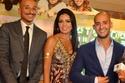 خالد منصور, رانيا يوسف, شادى الفونس