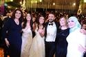 صور      نجوم الفن والمشاهير يحتفلون بزفاف محمد مهران ومى عبد الحافظ