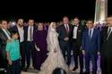 صور      زفاف نجم الاهلى كريم نيدفيد ورنا