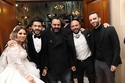 صور   نجوم الفن فى حفل زفاف المطرب احمد كامل 