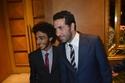 صور محمد منير ومحمد أبو تريكة ونجوم الفن والرياضة فى حفل زفاف احمد وميران
