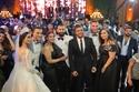 صور       رامي صبري يتألق فى زفاف اسماعيل ورنيم