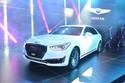 """""""فيرست موتورز"""" تطلق السيارة الفارهة جينيسيس G90 في البحرين"""