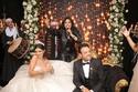 صور       الليثي وأمينه يشعلون زفاف عبد الغني وميرا