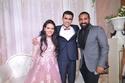 صور        أحمد سعد وأمينة يشعلان زفاف  احمد ويسرا