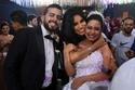 صور          دياب وامينه يشعلون حفل زفاف احمد ونور بحضور نجوم المجتمع