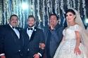 محمد فؤاد والعروسين