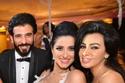 صور حفل زفاف الفنانة حنان مطاوع وأمير اليماني بحضور كوكبة من نجوم الفن والاعلام