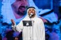 صور حسين الجسمي يعايد الجمهور وينثر الأمل والفرح حول العالم من أبوظبي