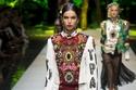 مجموعة Dolce & Gabbana للأزياء الجاهزة ربيع وصيف 2017