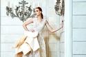 """مجموعة فساتين زفاف 2017 للمصممة الأردنية دانية دحلة بعنوان """"العزيزة"""""""