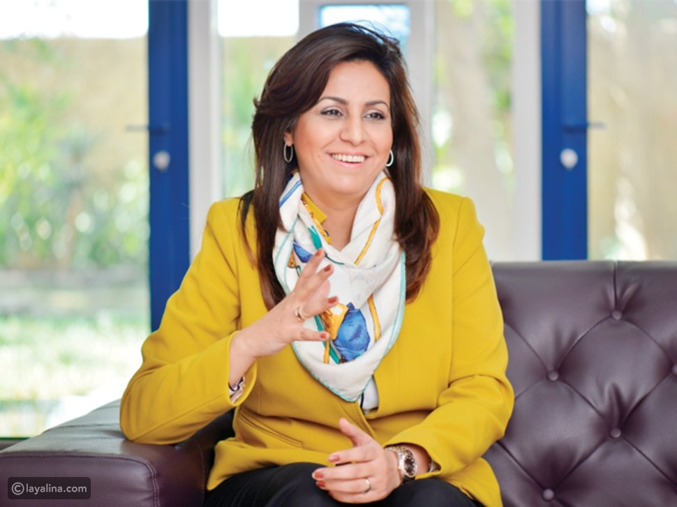 الرئيس التنفيذي لـ«بتلكو» منى الهاشمي: تربَّيتُ في أسرة تحترم الانضباط والعمل الجاد