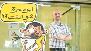 رسام الكاريكاتير المبدع عمر العبداللات: ريشتي هي قلم من لا قلم له