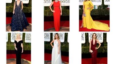 من ارتدت الفستان الأجمل في حفل توزيع جوائز الغولدن غلوب 2016؟