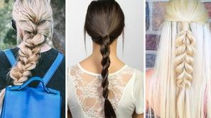 فيديو هذه هي أجمل صيحات ضفائر الشعر الرائجة في ربيع 2019