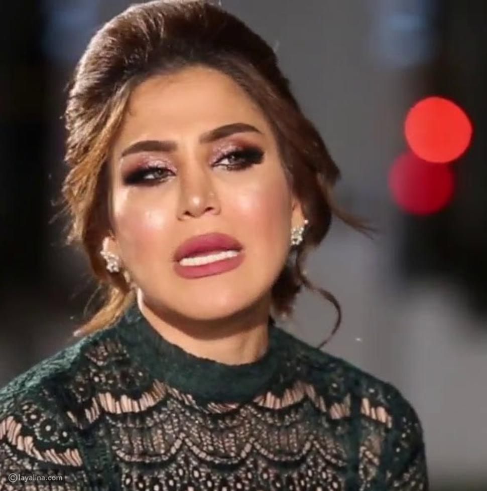 النجمة الكويتية شوق
