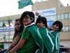 10 خطوات لمكياج عيون أخضر سموكي في اليوم الوطني السعودي