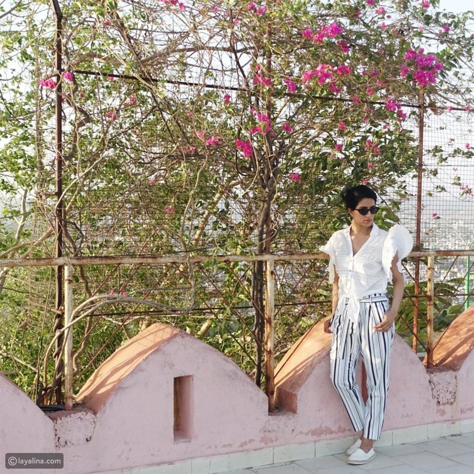 وردة خان عارضة سعودية