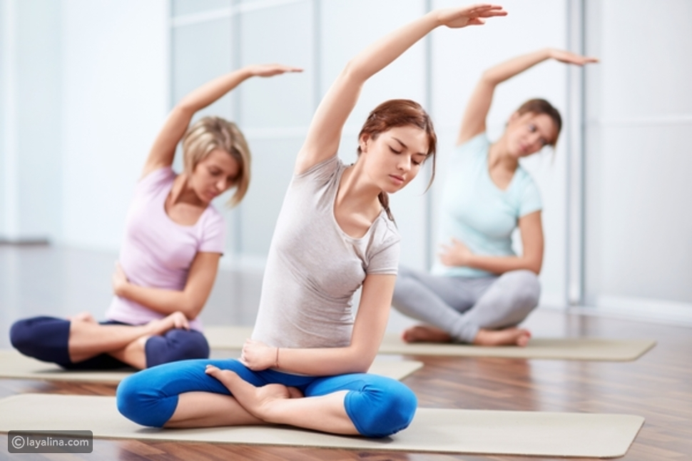 رياضة اليوغا للمبتدئين: نصائح مصورة للجسم والتنفس