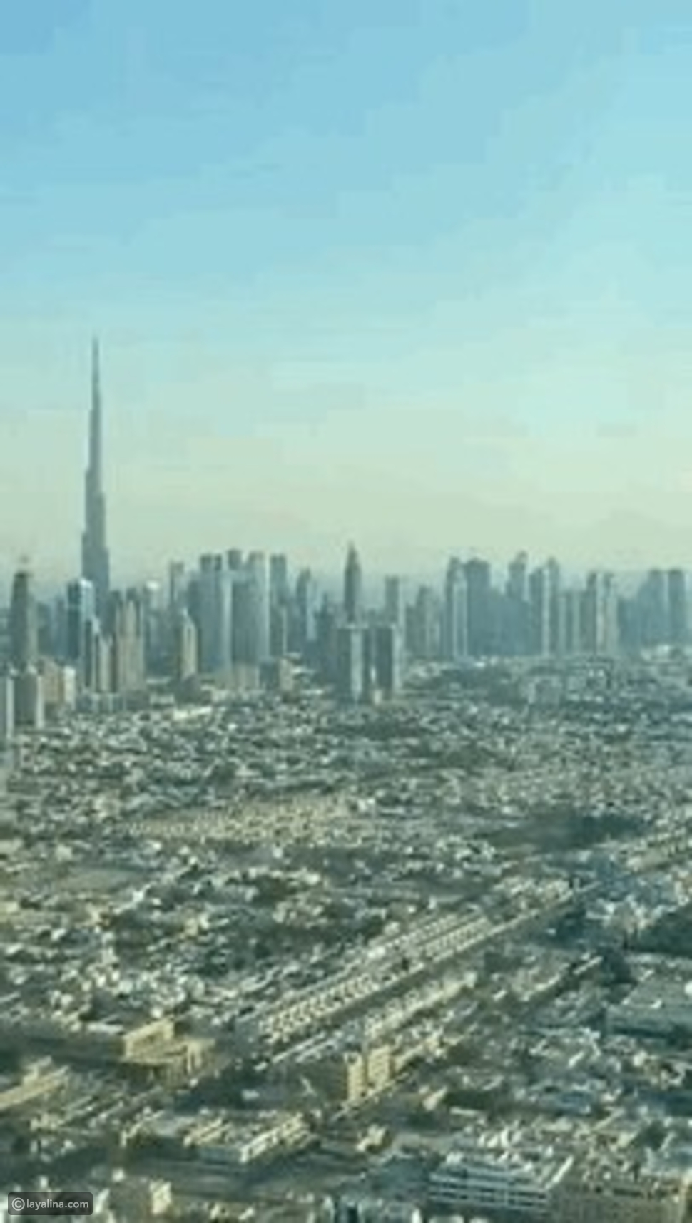 أجمل معالم دبي السياحية من الأعلى كما لم تشاهدونها من قبل