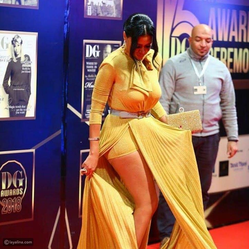 فستان رانيا يوسف الجديد في دير جيست يثير موجة غضب