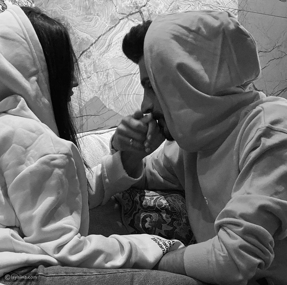 مهند الحمدي وخطيبته