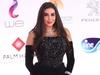 فيديو: زينة تهدد مذيع بالضرب بسبب سؤال عن أحمد عز