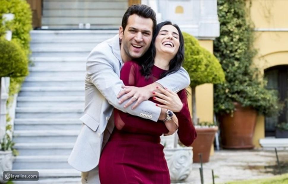 فيديو مراد يلدريم يحرج زوجته إيمان إلباني في المطبخ بسؤال مفاجئ!