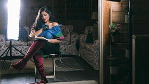 فيديو روزانا اليامي تكشف جنسيتها الحقيقية وتطل بدون مكياج لهذا السبب!