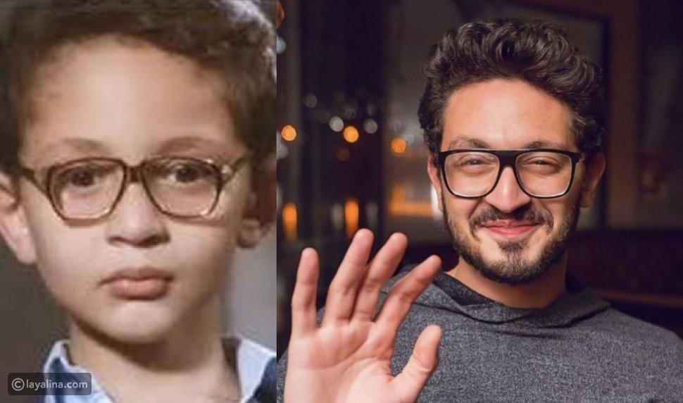 """تغير ملامح يوسف عثمان بطل فيلم """"بحب السيما"""" منذ بدايته حتى الآن"""