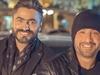 سامر المصري وجومانا مراد يتذكران باب الحارة بفيديوهات طريفة في الجونة