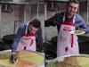 فيديو طريقة بلقيس فتحي الصحية لإعداد السمبوسة وحساء العدس دون نقطة زيت